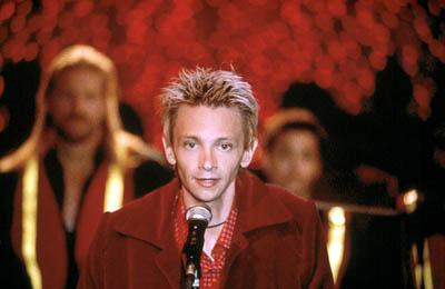 DJ Qualls in Columbia's The New Guy