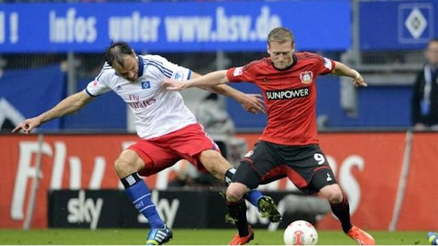 Bundesliga - HSV verpasst Europa League