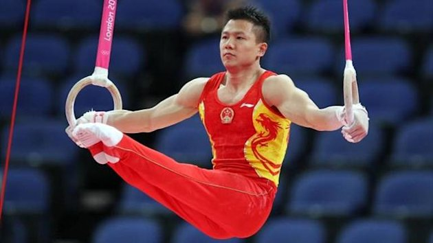 Chen Yibing - China - London Olympics 2012
