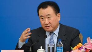 China's Wanda Pushing Film Credentials With 'The Palace'