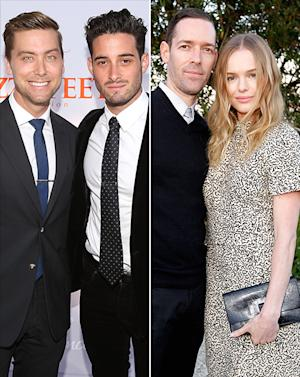 Lance Bass Proposes to Boyfriend Michael Turchin, Kate Bosworth Marries Michael Polish in Intimate Ranch Wedding: Top 5 Weekend Stories