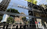 A view of the front of the Brooks Brothers store in downtown Los Angeles in 2010. India's foreign investment regulator on Friday cleared an application from US luxury-clothing retailer Brooks Brothers to set up stores for the first time in the booming South Asian market