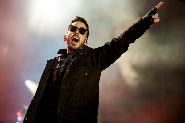Linkin Park Headlines Sunset Strip Music Fest