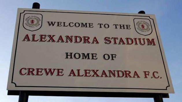 League One Crewe Alexandra (Imago)