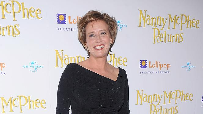 Nanny McPhee Returns 2010 NYC Premiere Emma Thompson