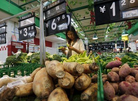 China September inflation cooler than expected, producer prices extend slump