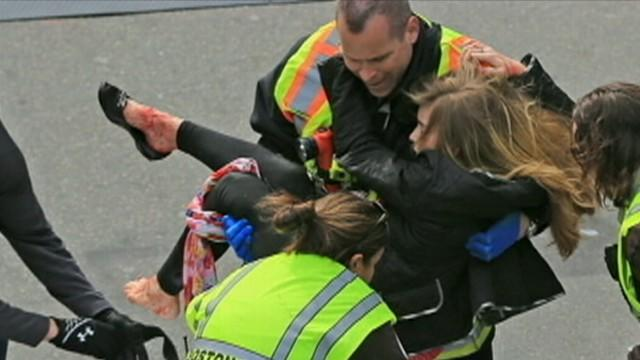 Boston Marathon Victims: Heartbreak and Heroism