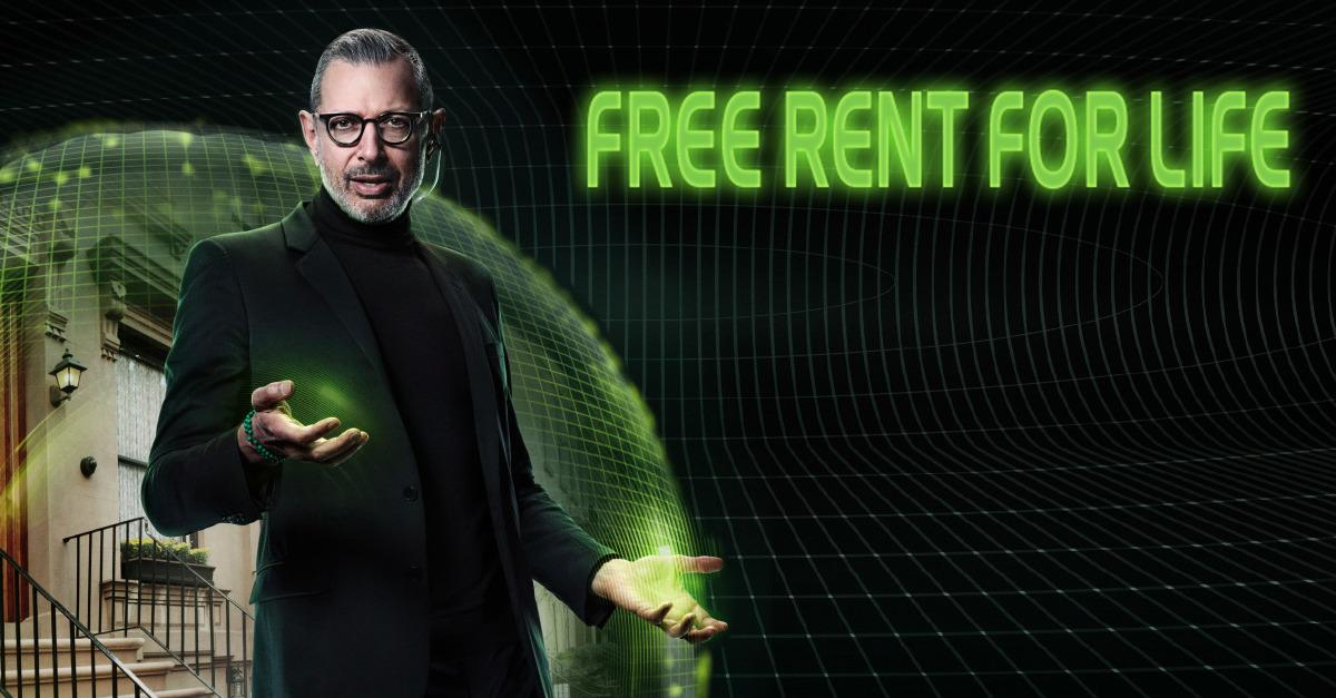Free rent for infinity.