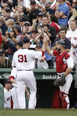 Lester dominates Yankees in Boston's 5-1 win