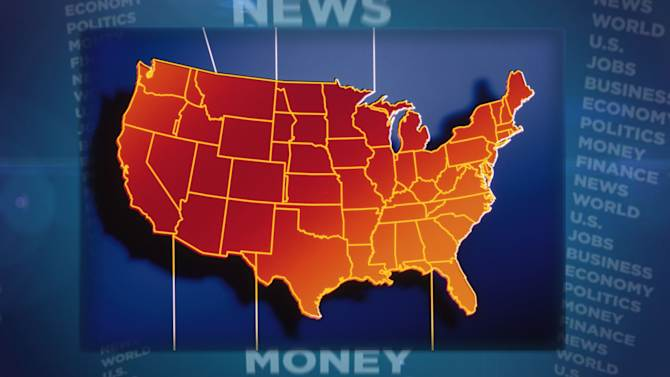 What's the Economic Impact if 36 States Secede from the Federal Government?