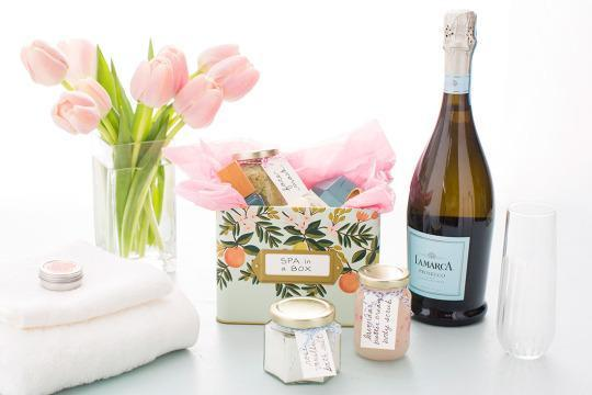How to Make a DIY Spa-in-a-Box for Mom This Mother's Day