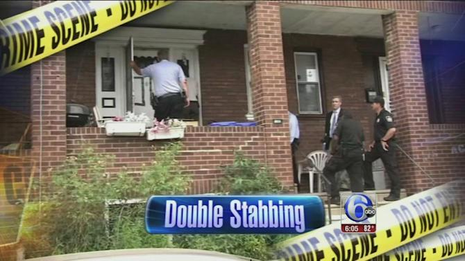 Police: Woman, man stabbed inside hoarding home