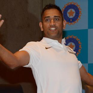 Dhoni looking for a new start
