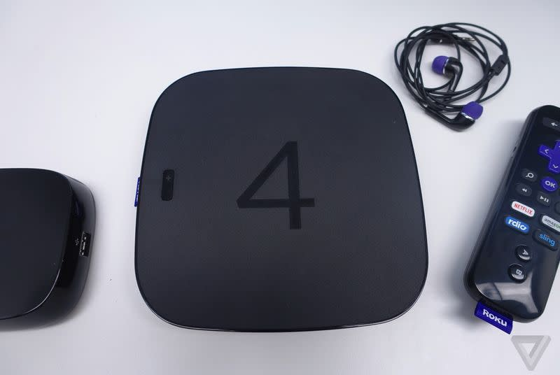Roku 4 supports 4K video and a new way to 'follow' favorite shows