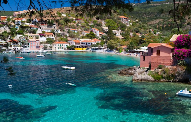 Kefalonia, Greece (iStock)