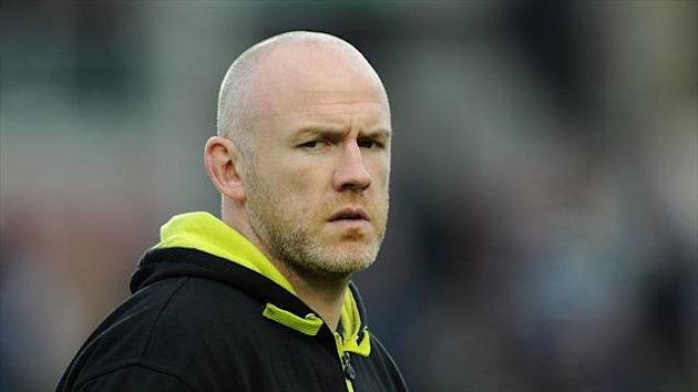 Ospreys head coach Steve Tandy, pictured, has not given up hope of progression to the knockout stages of the Heineken Cup