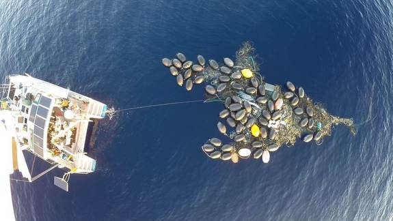 Plastic 'Trash Islands' Forming In Ocean Garbage Patch