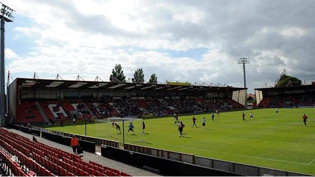League One - Bournemouth start work on new stand