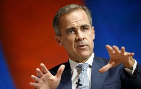 Bank of England head rebuts critics of his global warming remarks