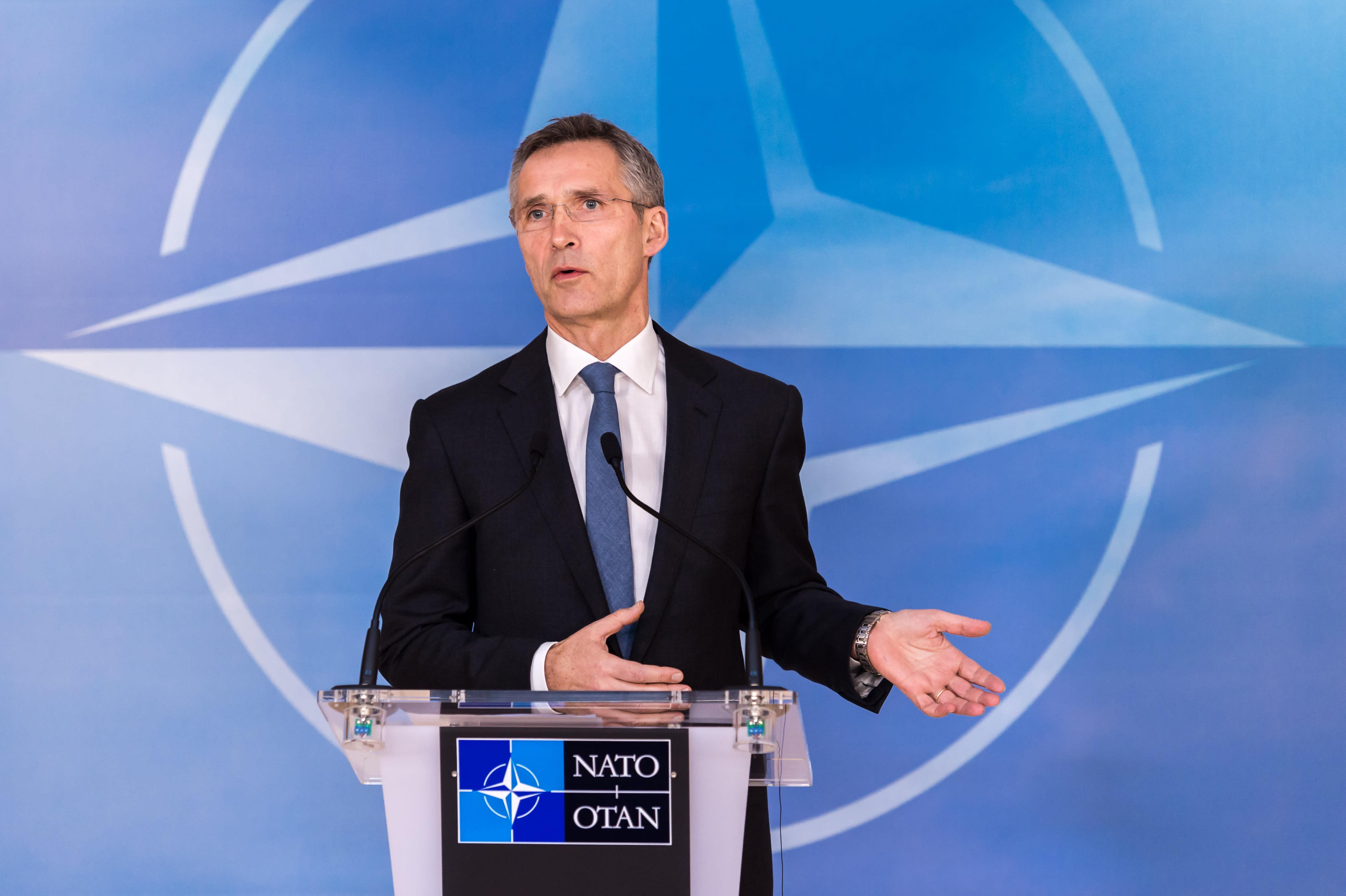 NATO units set for Baltics, Poland, Romania, Bulgaria
