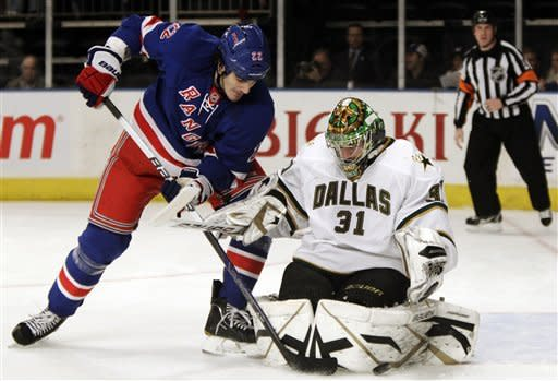 Daley's late goal gives Stars 1-0 win over Rangers