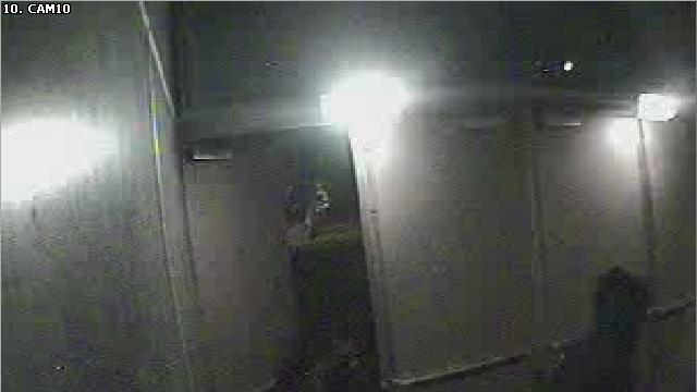 This photo released by the police in Rotterdam, Netherlands, on Friday, Oct. 19, 2012, shows a video still from a security camera showing perpetrators entering the Kunsthal museum in Rotterdam early Tuesday morning Oct. 16, 2012. Seven paintings were stolen from the Kunsthal museum in Rotterdam include one by Pablo Picasso, one by Henri Matisse, and two by Claude Monet. The heist, one of the largest in years in the Netherlands, occurred while the private Triton Foundation collection was being exhibited publicly as a group for the first time. (AP Photo/Police Rotterdam)