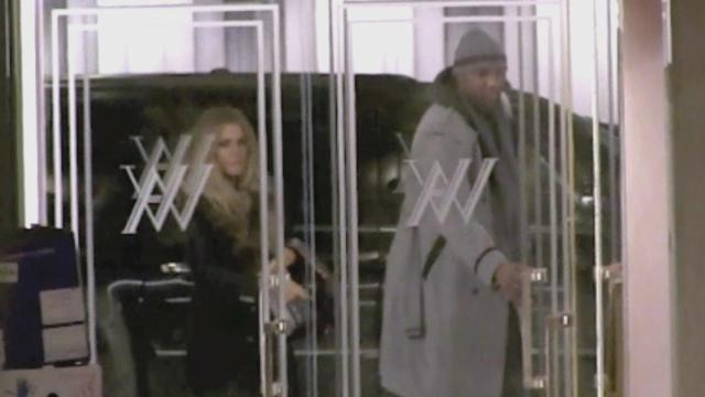 EXCLUSIVE: Lamar Odom Lands in New York City Ahead of First Public Appearance at Kanye West's Fashion Show