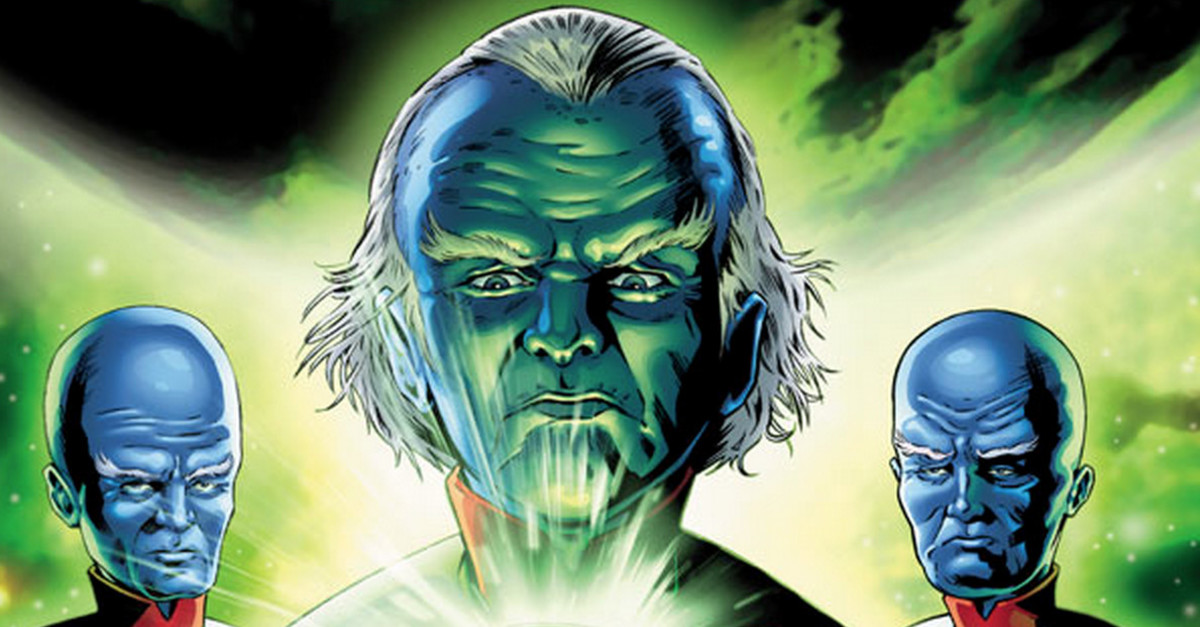 10 Things You Didn't Know About Green Lantern
