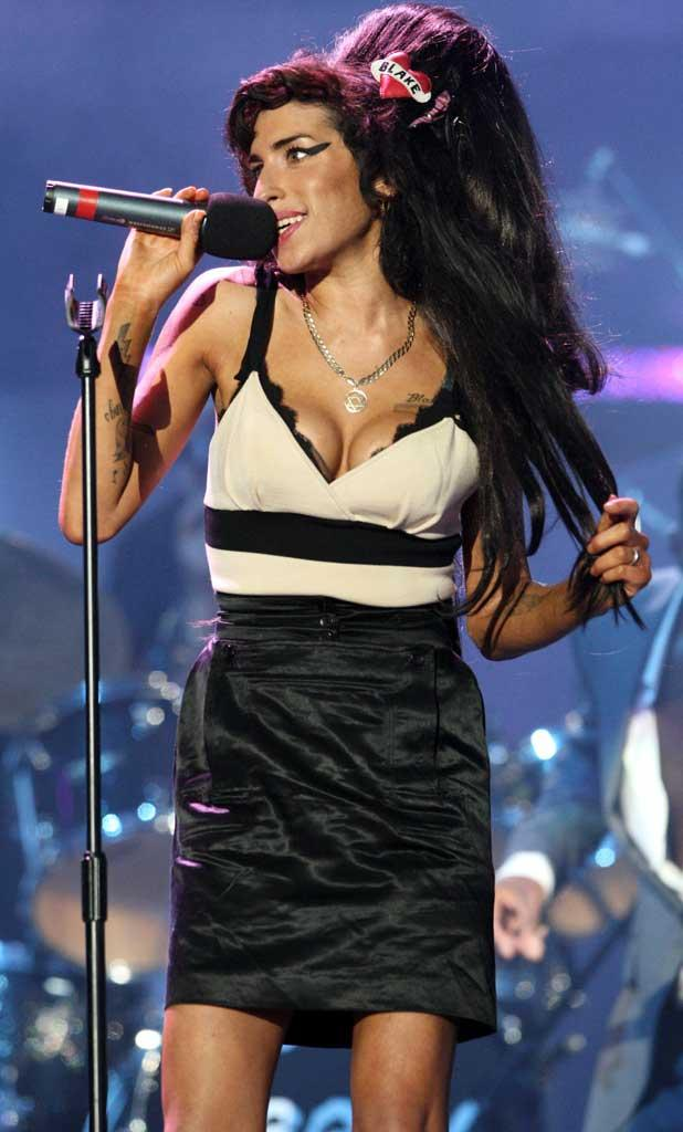 Amy Winehouse Mandela