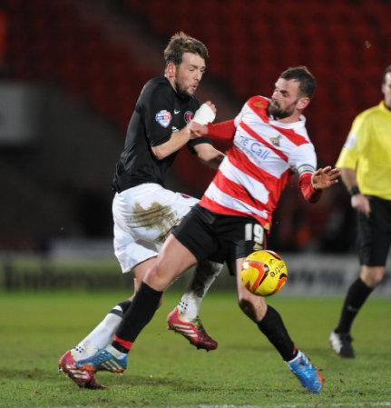 Soccer - Sky Bet Championship - Doncaster Rovers v Charlton Athletic - Keepmoat Stadium