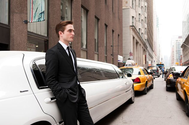Robert Pattinson Smartens Up In Head To Toe Gucci For New Film 'Cosmpolis' (And We Like It)