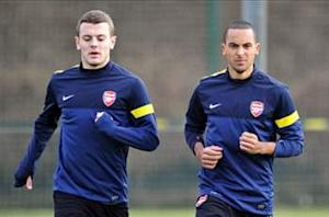 Wilshere & Walcott set for Arsenal return against Norwich