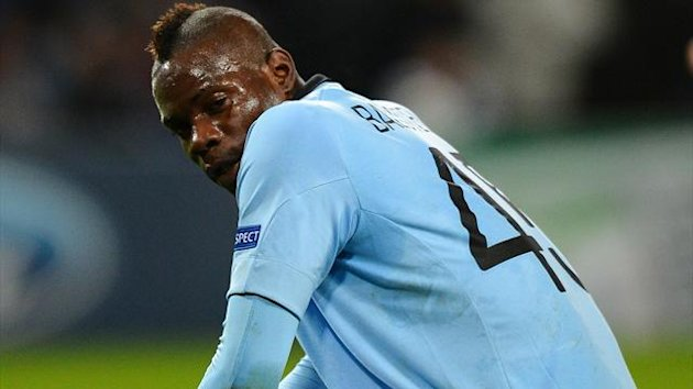 Mario Balotelli (AFP)
