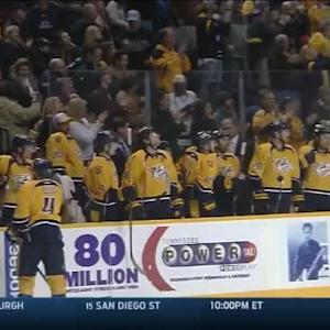 Kings at Predators / Game Highlights