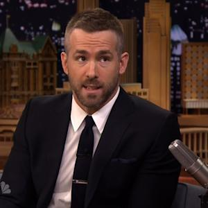 Ryan Reynolds Claims Daughter Is 'Allergic To Sleep'