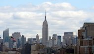 "The Manhattan skyline with the Empire State Building. New York City Mayor Michael Bloomberg launched a tender for the construction of ""micro-apartments"" in the Big Apple, where rents are exorbitant and the number of singles is on the rise"