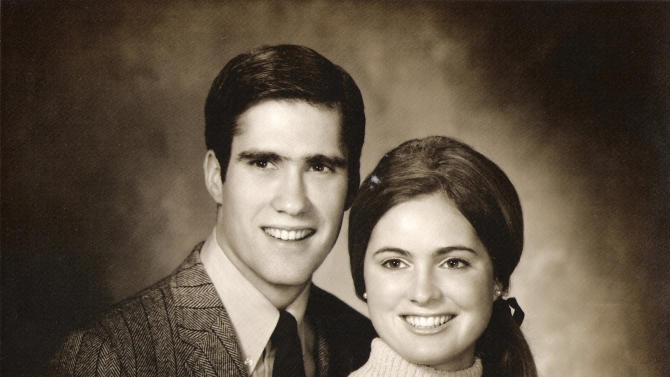 Romney family photos