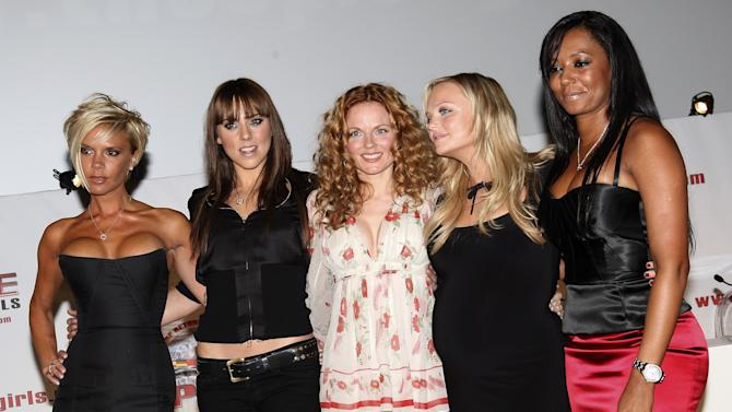 The Spice Girls News Conference - O2 Arena