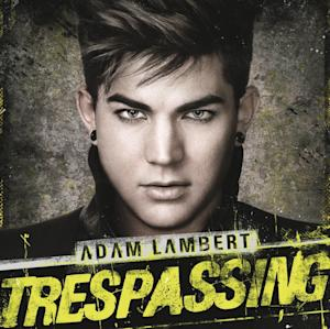 "In this CD cover image released by RCA, the latest release by Adam Lambert ""Trespassing,"" is shown. (AP Photo/RCA)"