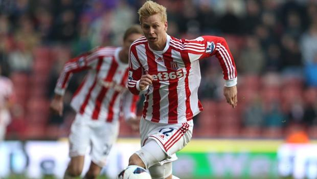 American Exports: Stoke City's Brek Shea goes on loan to Barnsley in English Championship