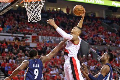 NBA playoffs schedule and results: Nets even series with Hawks while Bucks, Blazers stay alive