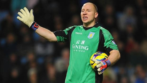 American Exports: Brad Guzan's Aston Villa waste a chance, Tim Howard's Everton seize one