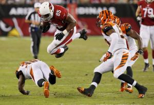 Feely cut by Cardinals, Mathieu close to playing