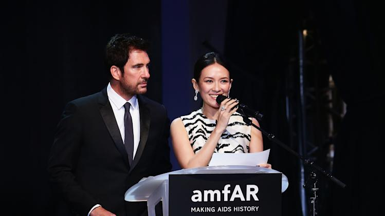 amfAR's 20th Annual Cinema Against AIDS - Show