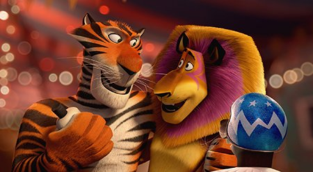 Madagascar 3: de marcha por Europa