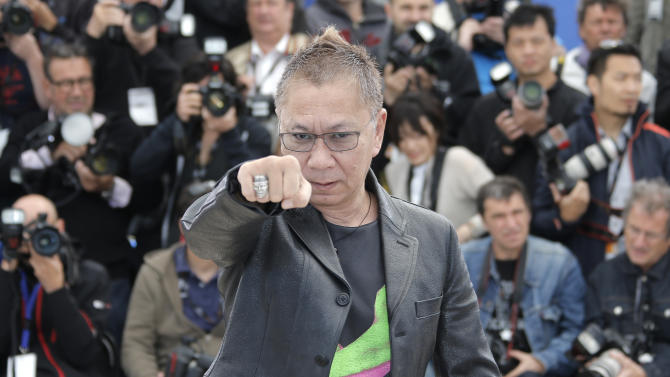 Japan's 'Shield of Straw' an action pic in Cannes