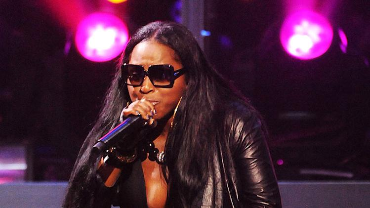 Foxy Brown VH Honors