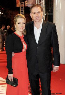 Gillian Anderson and Mark …