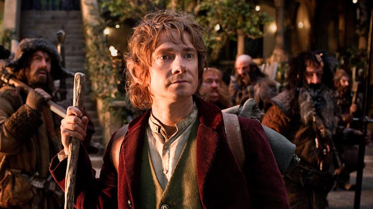 The Hobbit Top Grossing Movies of the Year