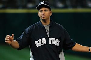 NY Yankees Star Alex Rodriguez Sues MLB Over Banned-Substances Investigation